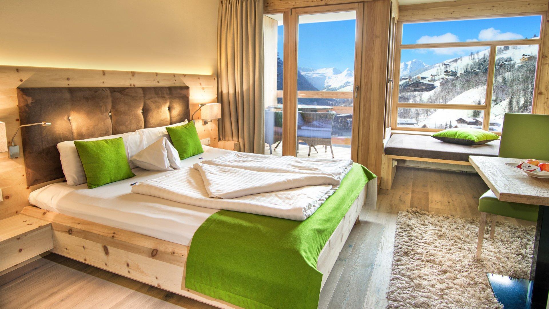 Appartement hotel saalbach hinterglemm wellnesshotel for Modernes wellnesshotel