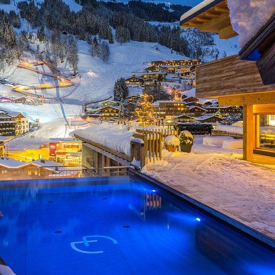hotel saalbach hinterglemm 4 stars superior spa hotel alpin juwel. Black Bedroom Furniture Sets. Home Design Ideas