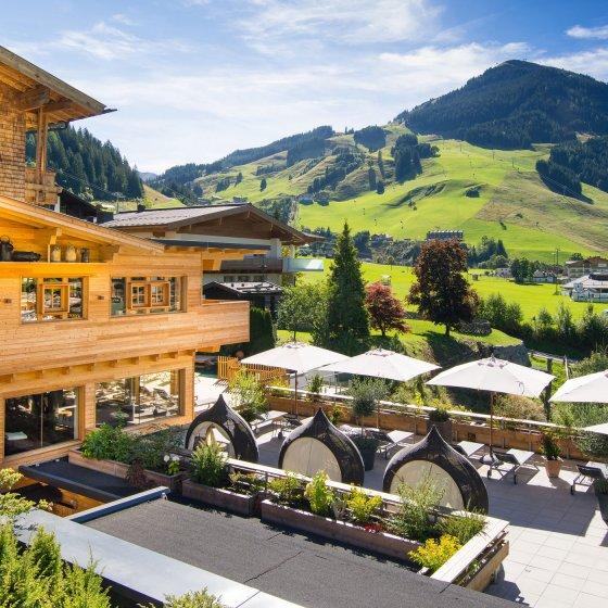 Hotel Brenbachhof: Hotell Saalbach Saalbach Hinterglemm