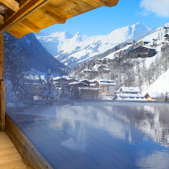 saalbach hinterglemm wellnesshotel alpin juwel sauna winter 1538969125